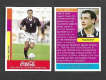 Scotland Paul McStay Glasgow Celtic 8